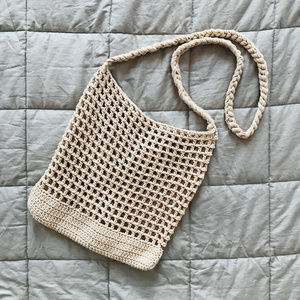 Urban Outfitters | Rope tote bag